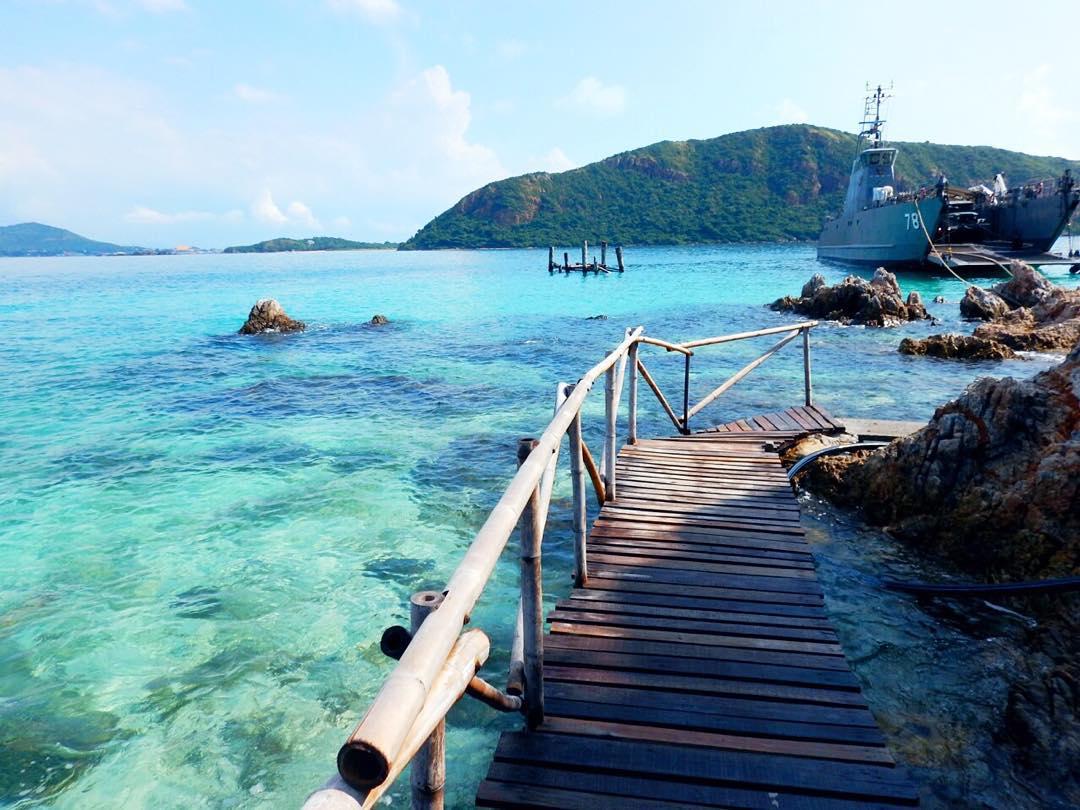 เกาะขามแหล่งท่องเที่ยวเชิงอนุรักษ์